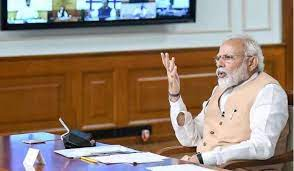 Lockdown Update : PM Modi to meet all state chief ministers today