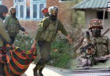 7 terrorists killed in 2 encounters in Jammu and Kashmir, 4 jawans injured