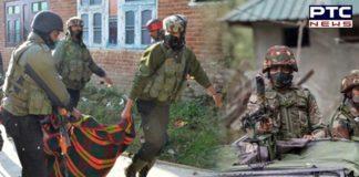 7 terrorists killed in 2 encounters in Jammu and Kashmir, 4 jawans injured