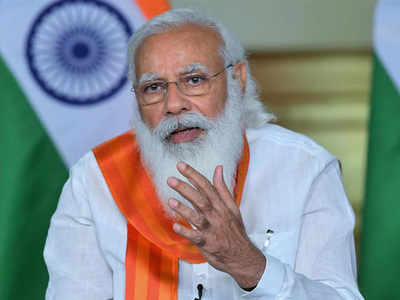 PM Narendra Modi chaired a high-level meeting to review India's coronavirus situation and the COVID-19 vaccination drive in the country.