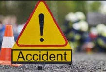 Road accident on Banur-Tepla road, 3 killed
