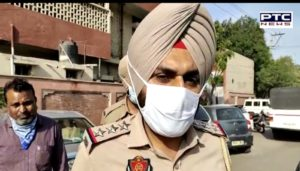 Amritdhari Sikh youth di kutmaar in CIA staff police station in Amritsar