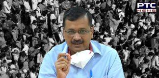 Delhi lockdown extendedb by a week: Arvind Kejriwal