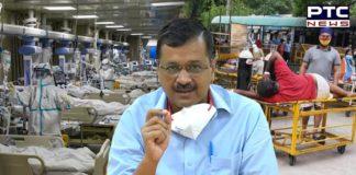 Almost all ICU beds in Delhi occupied: Arvind Kejriwal