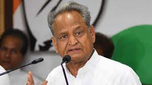 Rajasthan CM Ashok Gehlot isolates himself after wife tests positive for Covid