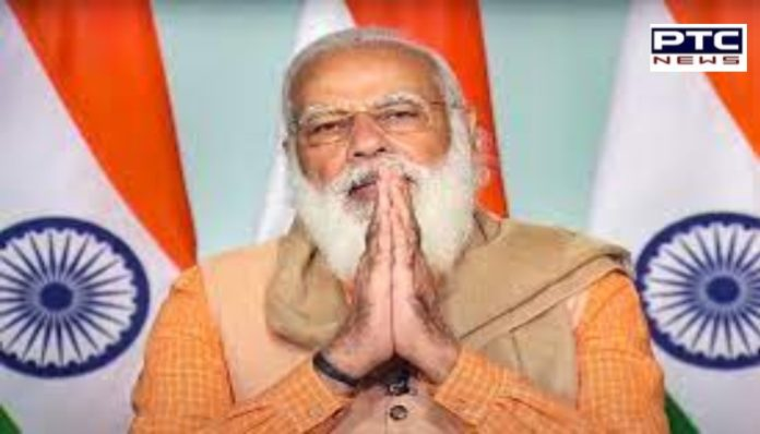 PM Modi to address party workers on 'BJP 41st Foundation Day' today