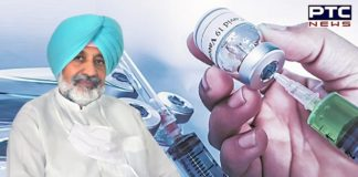 """""""No vaccination drive from May 1, vaccine stock not received: Balbir Singh Sidhu"""