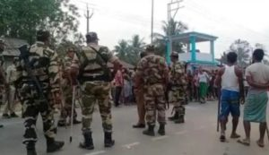 Bengal polls: 4 killed as central forces open fire after coming under attack
