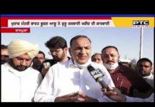 Bharat Bhushan Ashu initiates government procurement of wheat