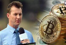 Brett Lee donates 1 Bitcoin for India's fight against coronavirus