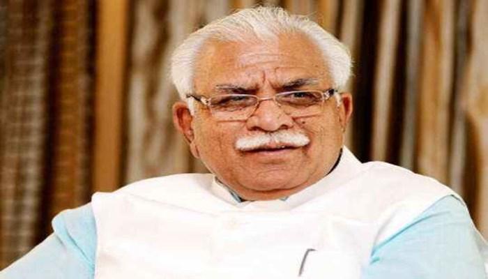 CM Khattar Programme in Sonipat