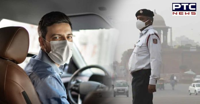 Wearing mask mandatory even if person is driving alone in car: Delhi HC