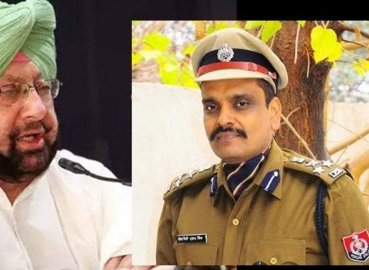 Punjab CM rejects Kunwar Vijay Pratap Singh's plea for early retirement