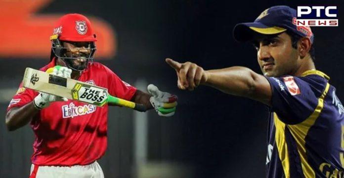 Gautam Gambhir wants Chris Gayle to open for Punjab Kings in IPL 2021