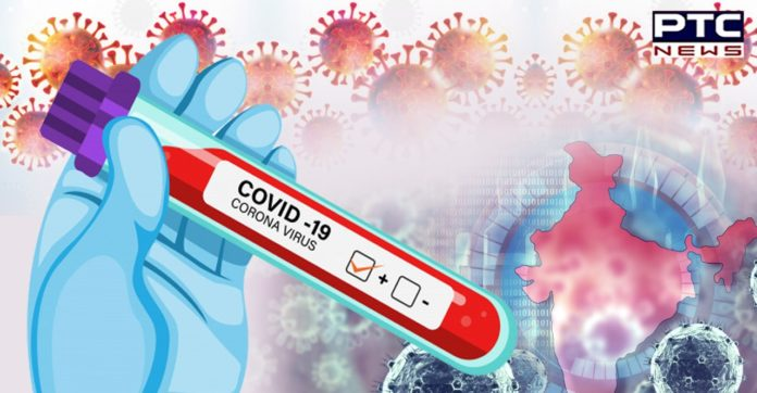 Coronavirus : India reports highest-ever surge of 3.46 lakh Covid-19 cases, 2,624 deaths