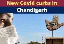 Chandigarh administration announces new curbs amid coronavirus spike