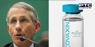 """Covaxin """"Found To Neutralise"""" Indian 617 Variant of the deadly virus : US Adviser Dr. Fauci"""