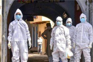 Chhattisgarh : Dead bodies of Covid-19 patients pile up in Raipur govt hospital