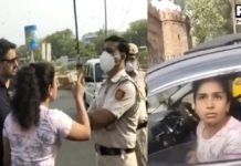My wife instigated me: Arrested man who abused Delhi Police