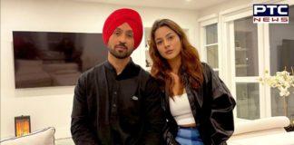 Diljit Dosanjh and Shehnaaz Gill wrap up shoot for Honsla Rakh in Canada
