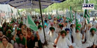 Barnala : 200 days of farmers' dharna against agriculture laws in Punjab