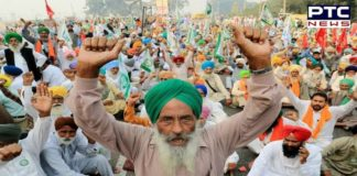FCI Bachao Divas: Farmers across India protest outside FCI offices