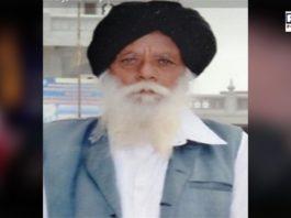 Farmer dies returns to village after falling ill during Kisan Andolan