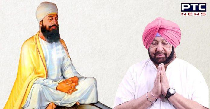 Punjab CM's appeal to people for Guru Purab of Sri Guru Teg Bahadur Ji
