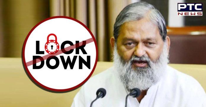 Haryana rejects Chandigarh's plea to impose lockdown on Ram Navami