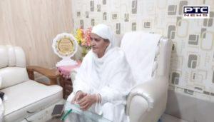 SGPC President Bibi Jagir Kaur Congratulations the Sangat on Khalsa Sajna Divas 2021