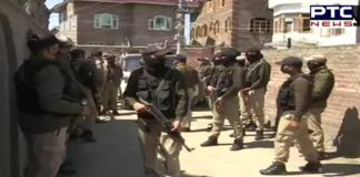 Terrorists attack residence of BJP leader in Nowgam area, policeman killed