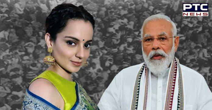Coronavirus: Netizens trend #Reign_PM_Modi, Kangana Ranaut responds
