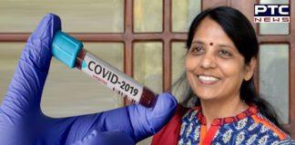 Delhi CM Arvind Kejriwal's wife Sunita tests positive for coronavirus