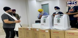Khalsa Aid to provide free oxygen concentrators to Covid-19 patients