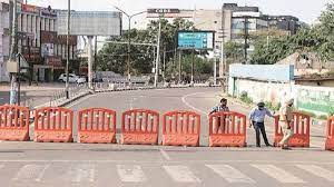 Lockdown : Punjab Govt announces weekend lockdown , Cinemas/Bars/Gyms/Coaching Centres Shut