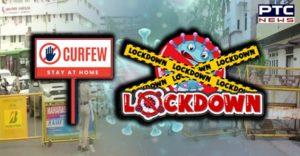 Weekend Curfews lockdowns , Night curfews imposed across states like delhi maharashtra up