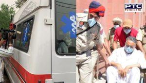 UP Police team reaches Punjab's Rupnagar to take custody of Mukhtar Ansari