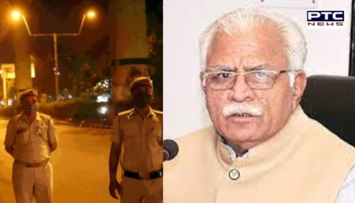 Haryana Announces 9 pm To 5 am Night Curfew From Tonight Amid Covid Case