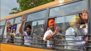 Pakistan Sikh community ban from visiting Gurdwara Panja Sahib on Baisakhi