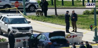 US Capitol on lockdown as car rams into barricade, officer killed; driver shot dead