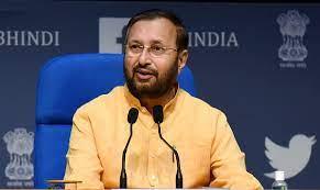 Coronavirus India : Union minister Prakash Javadekar tests positive for Covid-19