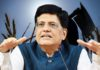 Piyush Goyal announces 'Direct Bank Transfer' of MSP for Punjab farmers