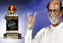 Rajinikanth conferred with Dadasaheb Phalke award