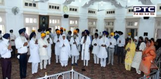 Bibi Jagir Kaur Expressed grief of the SGPC member Baba Dalbar Singh Chhiniwal