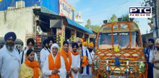 Nagar Kirtan 400th Prakash Purab End Sri Anandpur Sahib Guru tegh bahadur shaib ji