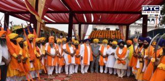 Nagar Kirtan , 400th prakash purab , Gurudwara Sri Manji Sahib Ji Ambala , Guru Tegh Bahadur shaib ji