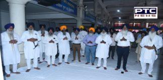 SGPC celebrates Bhagat Dhanna ji's birthday at Gurdwara Sri Manji Sahib , Amritsar