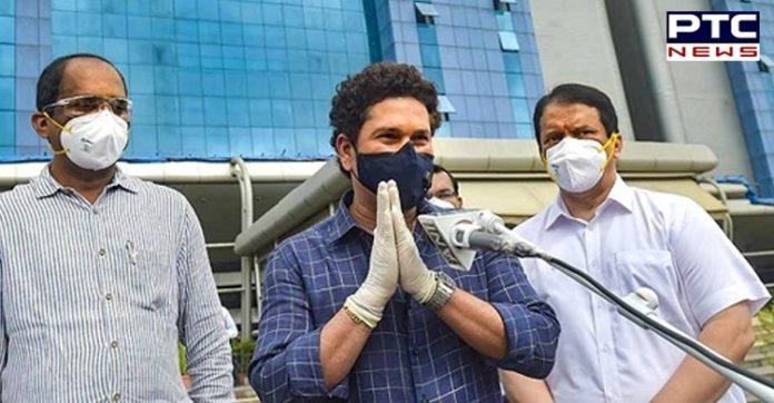 Sachin Tendulkar hospitalised a week after testing positive for coronavirus