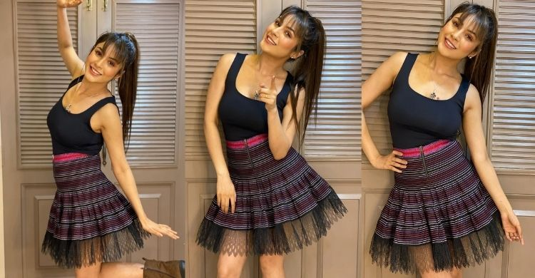 Shehnaaz Gill Pictures: The actress has recently completed her shooting for 'Honsla Rakh' opposite Diljit Dosanjh.