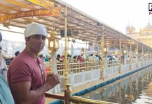 Amritsar: Sonu Sood pays obeisance at Golden Temple